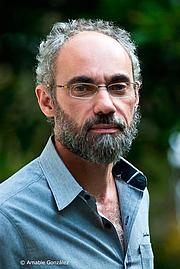 Author photo. João Anzanello Carrascoza