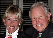 Author photo. Michele & Tom Grimm