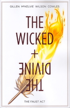 The Wicked + The Divine, Vol. 1: The Faust…