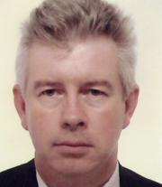 """Author photo. Colm McNamee, author of """"The Wars of the Bruces"""" and """"Robert Bruce"""""""