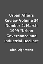 Urban Affairs Review Volume 34 Number 4,…
