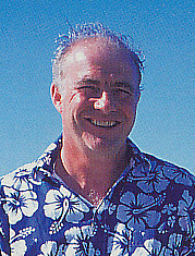 Author photo. Image cropped from front cover of BBC Publications <i>Rick Stein's Seafood Odyssey</i>.