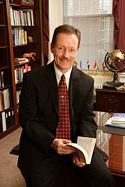 Author photo. © 2007, The Southern Baptist Theological Seminary. All rights reserved. Used with Permission.