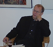 Author photo. October 2006