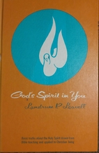 God's spirit in you by Landrum P. Leavell