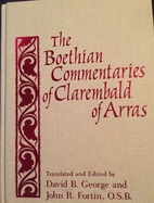 The Boethian commentaries of Clarembald of…