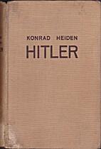 Hitler Das Leben Eines Diktators by Konrad…
