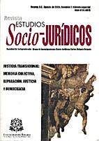 Revista de Estudios Socio- Jurídicos -…