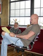 Author photo. Ken Wilber (by Kanzeon Zen center, 2006)