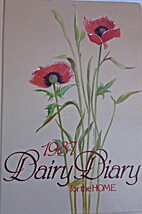 Dairy diary for the home 1987 by Milk…
