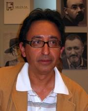 Author photo. Andrzej Barabasz