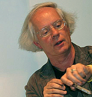 Author photo. Lennart Guldbrandsson