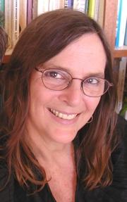 Author photo. Sally Price