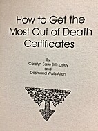 How to get the most our of death…