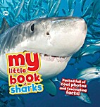 My Little Book of Sharks by Qed