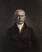 Author photo. Image from <b><i>Biography of Rev. Hosea Ballou</i></b> (1852) by Maturin Murray Ballou