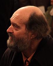 Author photo. Woesinger, 2008