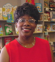 Author photo. Photographed at BookPeople in Austin, Texas by Paul F. Burns, V