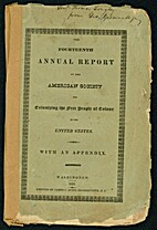 The Fourteenth Annual Report of the American…