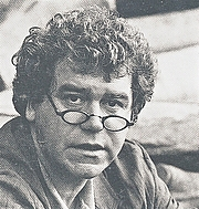 Author photo. Tilman Spengler (ca. 1993)