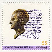 Author photo. Deutsche Post AG / Wikimedia Commons