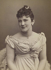 Author photo. Courtesy of the <a href=&quot;http://digitalgallery.nypl.org/nypldigital/id?1158541&quot;>NYPL Digital Gallery</a><br>(image use requires permission from the New York Public Library)