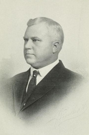 Author photo. Image from <b><i>The spirit portrait mystery: its final solution</i></b> (1913) by David Phelps Abbott