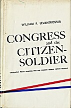 Congress and the Citizen-soldier:…
