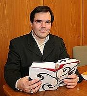 Author photo. Uwe Tellkamp